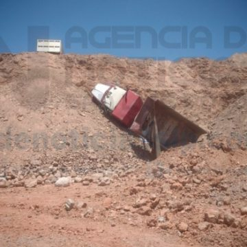 Accidente trailer