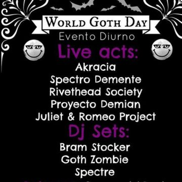 World Goth Day 1
