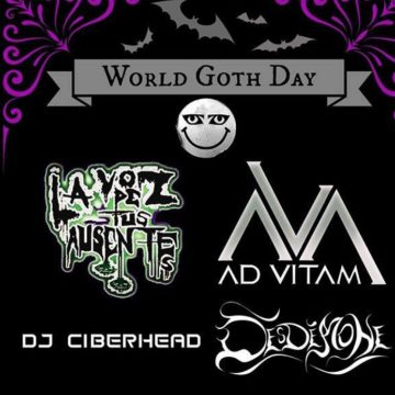 World Goth Day 2