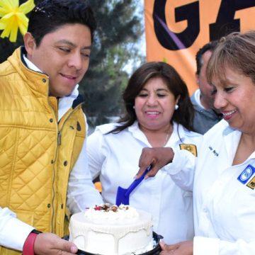 Ricardo Gallardo y Leonor Noyola