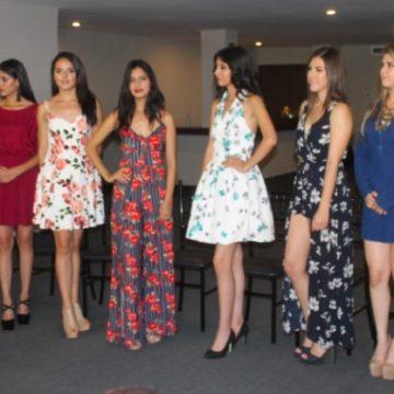 Reinas FENAPO 2018 2